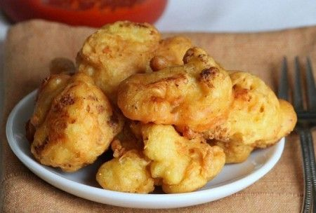 Siciliana del cavolfiore in pastella: Recipes Ideas, Cauliflowers Fritters, Fritters Pakora, Cauliflower Fritters, Bon Appetit, Fries Cauliflowers, Cauliflowers Pakora, Coats Yum, Favorite Recipes