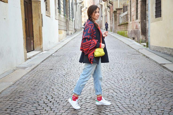 #sweater #red #smoking #jacket #paulacademartori
