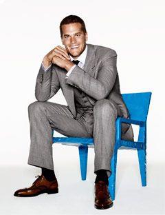 Tom Brady | Tom Brady Interview - Tom Brady on Football, the Super Bowl, the New ...