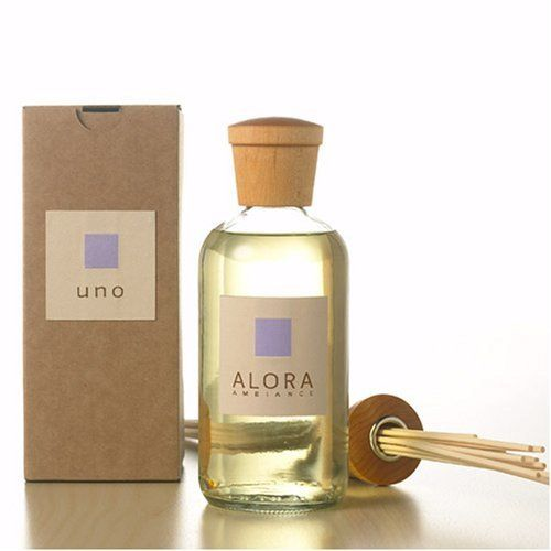 Alora Ambiance UNO Reed Diffuser - 16 oz by Alora. $80.00. They were inspired by their 15 years spent living and laughing in the picturesque mountain region of Lake Como, Italy.. The ALORA AMBIANCE products are produced by the sister team of Annie and Therese Gibbons.. The liquid seeps up through the wood and fills the room. It is inviting: giving each space its own signature fragrance.. As effective a centerpiece as it is an air freshener, the Alora Ambiance diffuser truly is a...