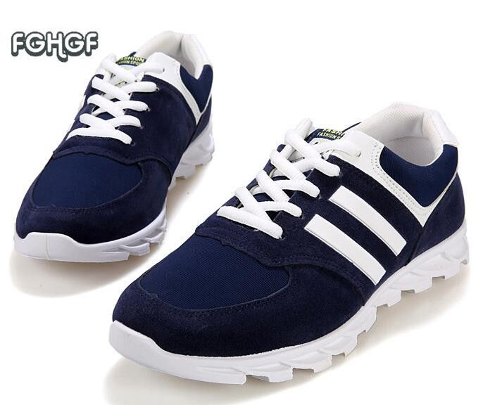 2017 Spring men breathable shoes mens comfortable light casual shoes male high quality shoes Zapatillas deporte hombre Tufli #Affiliate