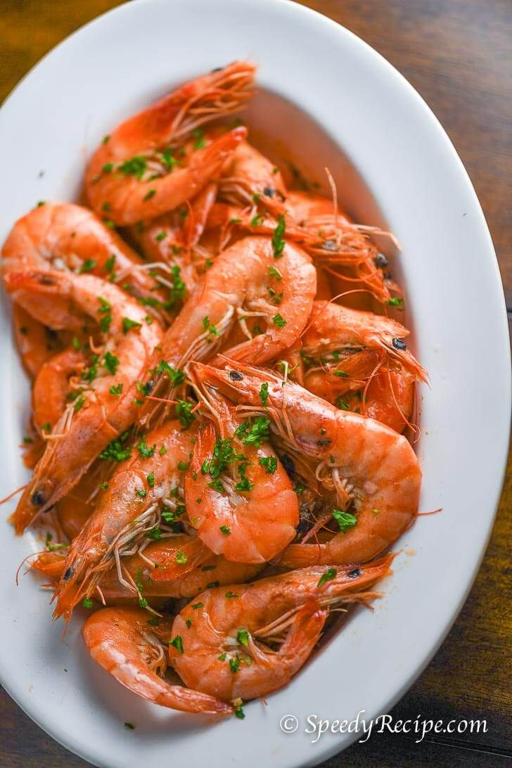 134 best seafoods images on pinterest sea food seafood and asian this is an quick and easy recipe for garlic butter shrimp it is more of a filipino version because this makes use of shrimp with head and tails on forumfinder Gallery