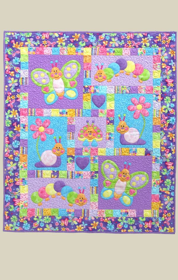 Baby Quilts - Products