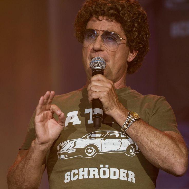 D A N K E an Atze #Schröder für Deinen Auftritt! Du bist ein Spaßmacher mit großem Herz!