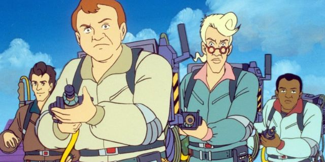 Ghostbusters Animated Movie In Development With Clash Of Clans Commercial Director