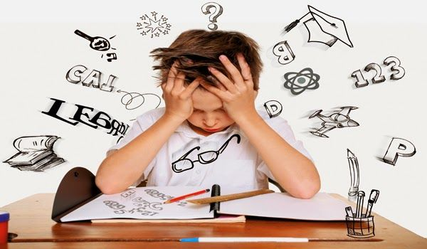 Η τάξη μας!: Μαθησιακές Δυσκολίες