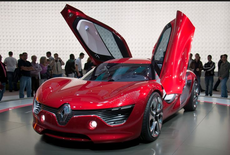 2017 Renault DeZir - The Renault cars manufactured will release Renault DeZir for 2017 season, this new Renault DeZir will have more engine power