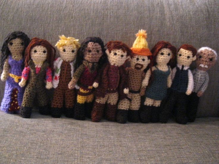 Firefly amigurumi how-to.... I need to learn how to do this so I can make them for my Firefly friends & of course, me!  @Cassie Vaughn