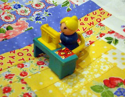 Fisher Price Sewing Machine