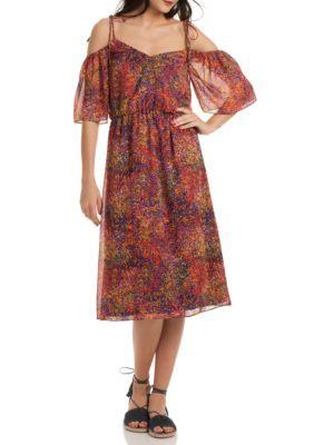 Trina Trina Turk Women's Motion Dress -  - No Size