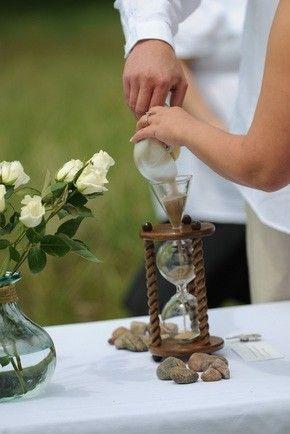 Heirloom Hourglass Standard Wedding Unity by UnitySandCeremony, $39.90