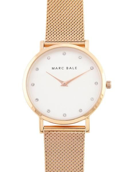 FREE GIFT! GET 2 LOOKS FOR THE PRICE OF ONE! For a limited time only! Every Rose Gold Crystal - Rose Gold Mesh will come with a Peach Leather Strap forFREE!(S