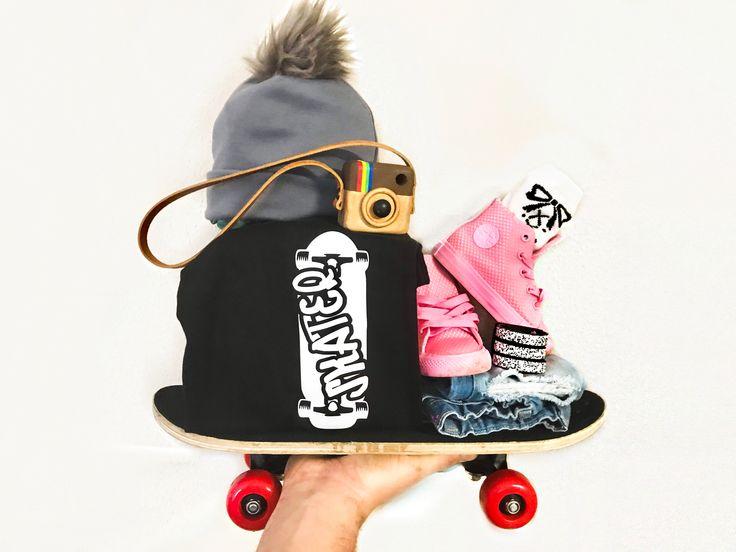 Skater, Stacklay, Skateboard, Toddler Skater, Skater Girl, Skater Boy