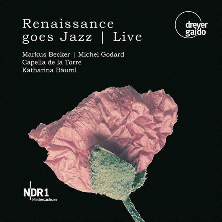 Michel Godard - Renaissance Goes Jazz: Live (CD)