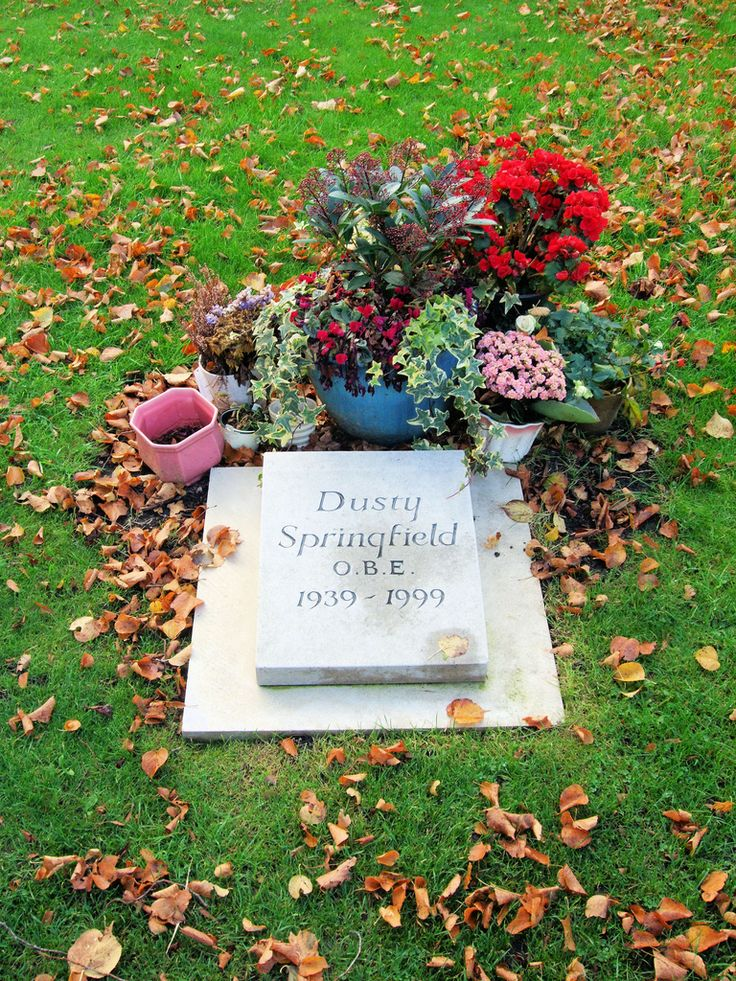 Dusty Springfield - English pop singer and record producer whose career extended from the late 1950s to the 1990s.