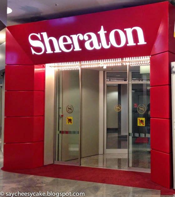 Sheraton Dusseldorf Airport - lovely hotel right at the airport.