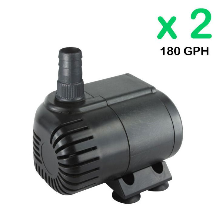 13 best images about pumps for hydro and aquaponics on for Inline hydroponic pump