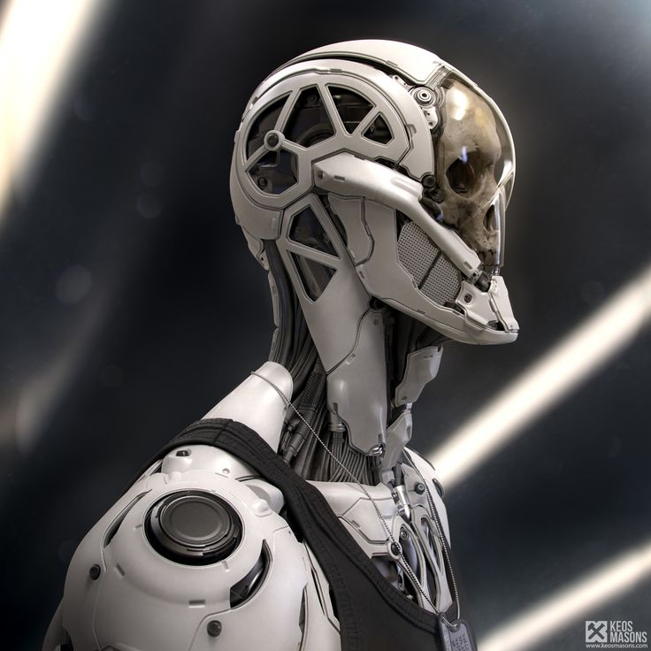 Rockerbot Re-rendered, KEOS MASONS - Marco Plouffe on ArtStation at https://www.artstation.com/artwork/NzDX1