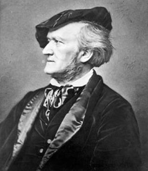 Richard wagner brief biography