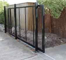 DIY Sliding gate kit