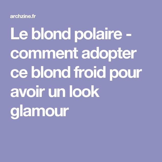 plus de 25 id es uniques dans la cat gorie blond froid sur pinterest blonde d 39 hiver temps de. Black Bedroom Furniture Sets. Home Design Ideas