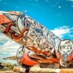 Uçak Mezarlığında Sanat