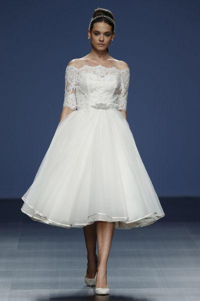 Unsere Favoriten aus der Brautkleider-Kollektion von Justin Alexander 2016: Innovativ und extravagant zum Traualtar! Image: 38
