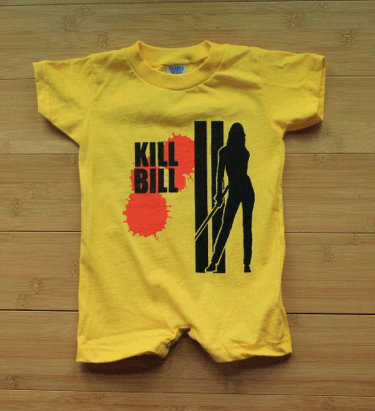 Kill Bill Romper