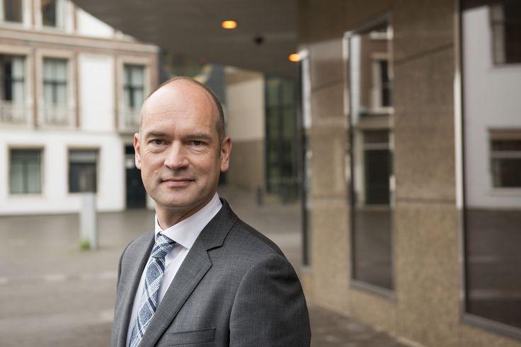 Gert-Jan Segers, rondleiding Tweede Kamer, lunch - Slaaf voor een Dag