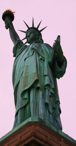 Statue of Liberty, New York, NY
