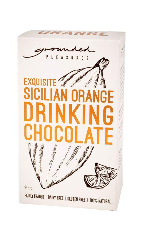 Grounded Pleasures Orange Drinking Chocolate