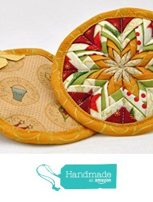 *Estrella Dorada: Origami en Tela* de *D.PatchTree* https://www.amazon.es/dp/B01MS86FJR/ref=hnd_sw_r_pi_dp_t-VLybGMAG27Z #handmadeatamazon