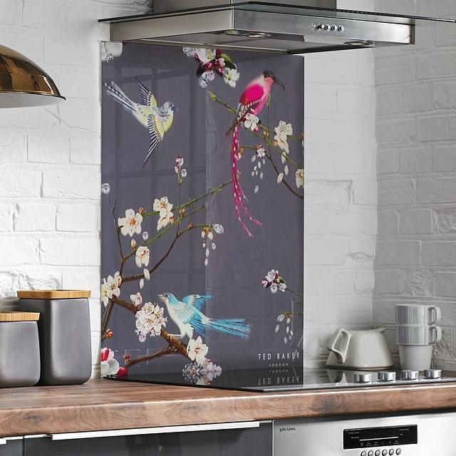 With his all new range of stylish tiles, Ted's signature prints make their way from the wardrobe to the kitchen and beyond.