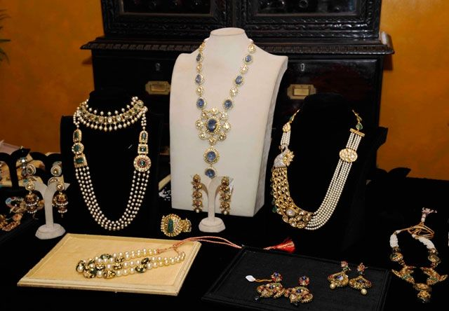 Bespoke Vintage Jewels host a lunch at Indigo in Mumbai
