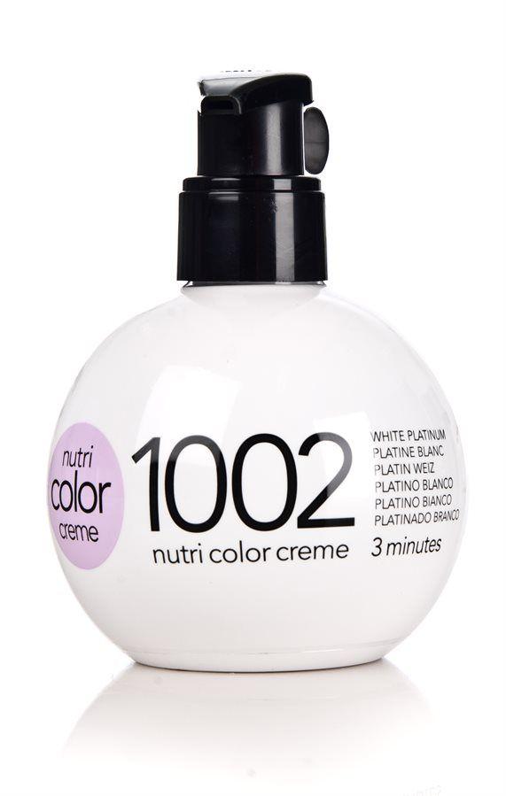 Revlon Professional Nutri Color Creme 250ml - #1002 White Platinum