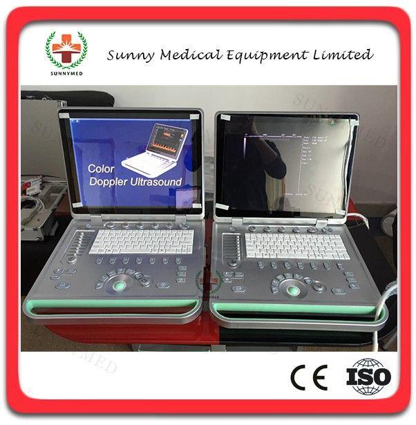 SY-A032 portátil de ultrasonido doppler color pc scanner de ultrasonido ultrasonido portatil máquina para la venta