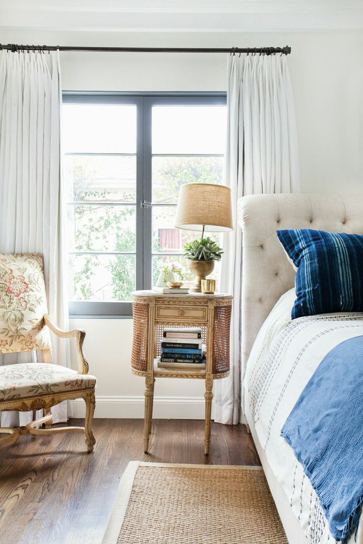 Old world meets modern bedroom   Emily Henderson