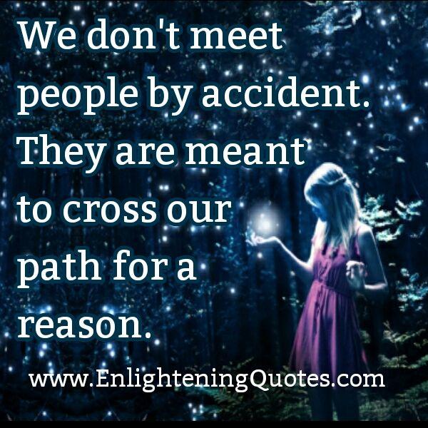 meet people for a reason or season poem