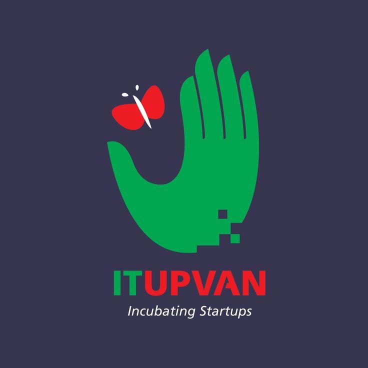 Logo Design - IT UPVAN