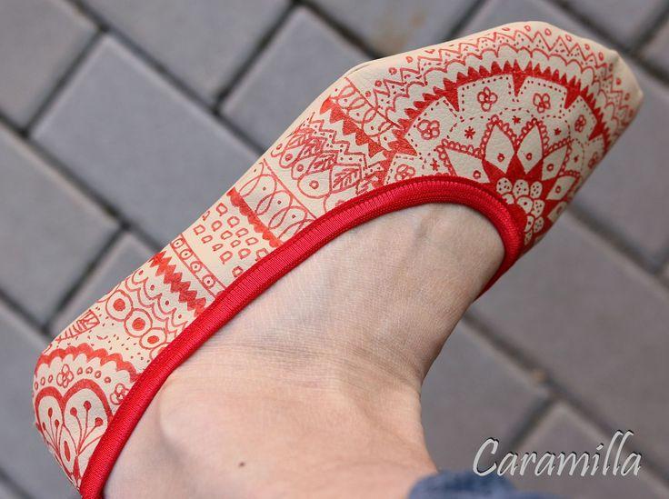 Barefoot baleriny - návod, jak je vyrobit samodomo   Ekozahrada - Blog Petry Macháčkové / Caramilla