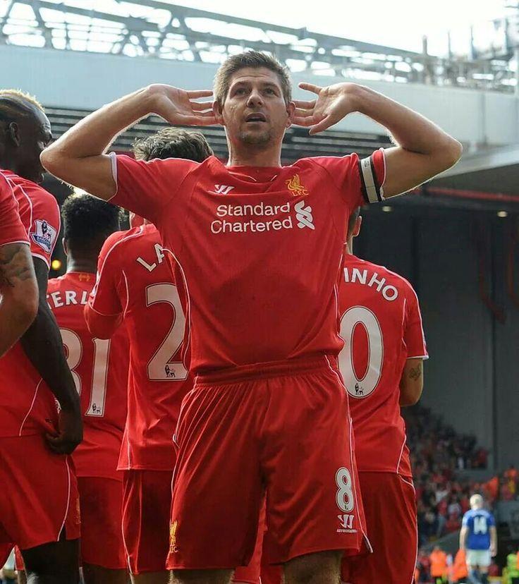 Steven Gerrard..