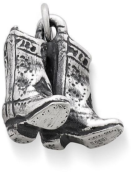 James Avery Cowboy Boots Charm