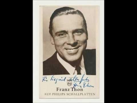 Franz Thon & Sein Orchester Golfstrom - YouTube