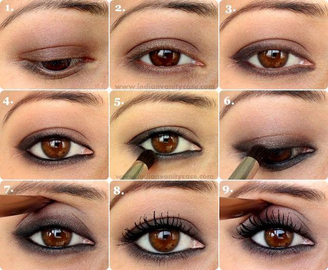 Indian Vanity Case: Kareena Kapoors Eye Makeup Tutorial