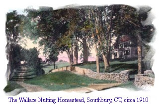 Wallace Nutting Library - Home Page: Wallace Nut, Real Life, Rose Cottages, Nut Libraries, Libraries Home, I M Nutti