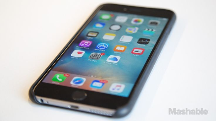 Manage your settings on ios9