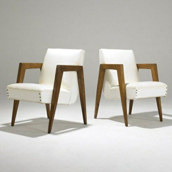 Designer retro Chair Russel Wright design