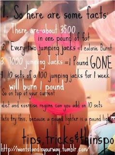 1000 jumping jacks