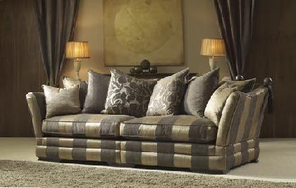 Ashley Manor LANLKP Lansdowne Knowle Large P/Back Sofa