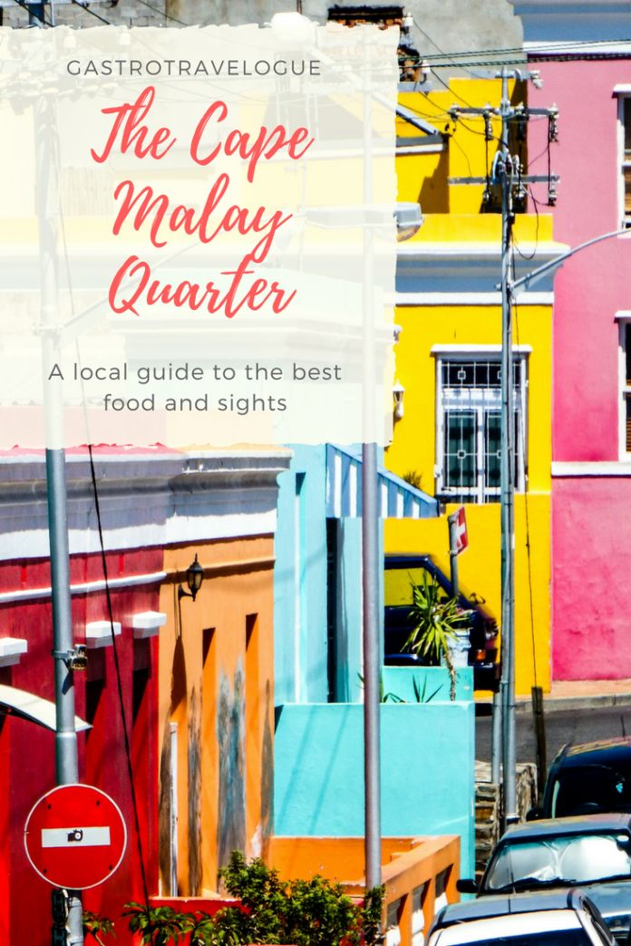 A visit to the Cape Malay Quarter in Cape Town- #capetown #southafrica #travel #travelblogger #blogpost #sightseeing #foodie